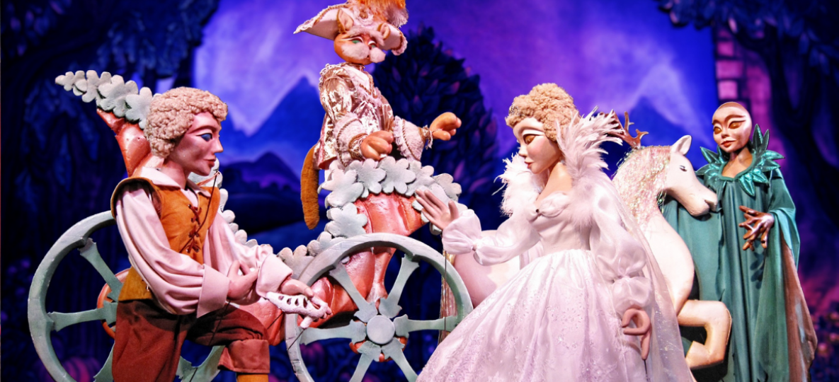 Puppet Co production of Cinderella