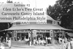 Glen Echo's Two Great Carousels lecture