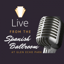 Live from the Spanish Ballroom logo